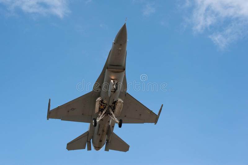 F-16 Fighting Falcon stock photos
