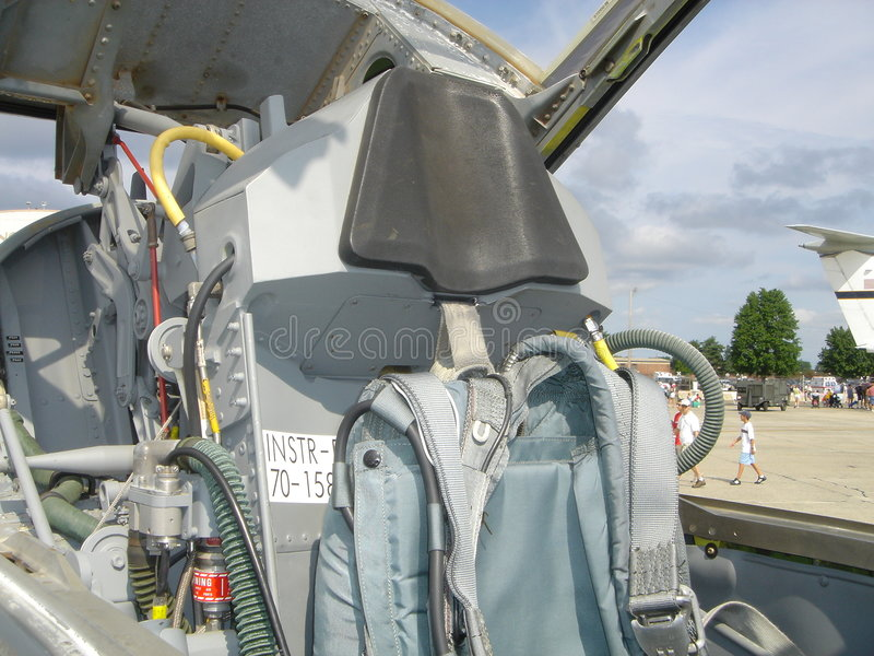 F 18 Szerszeń Fotografia Royalty Free