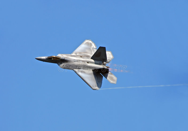 Download F-22 Raptor stock photo. Image of aviation, army, airborne - 2379990