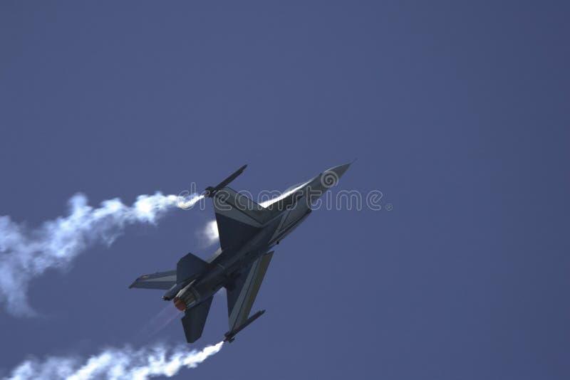 F-16 免版税图库摄影