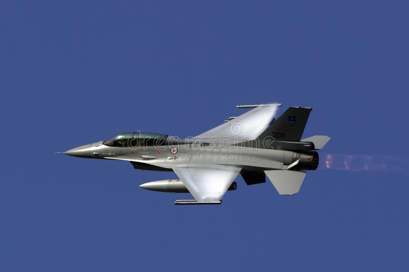 F-16 图库摄影