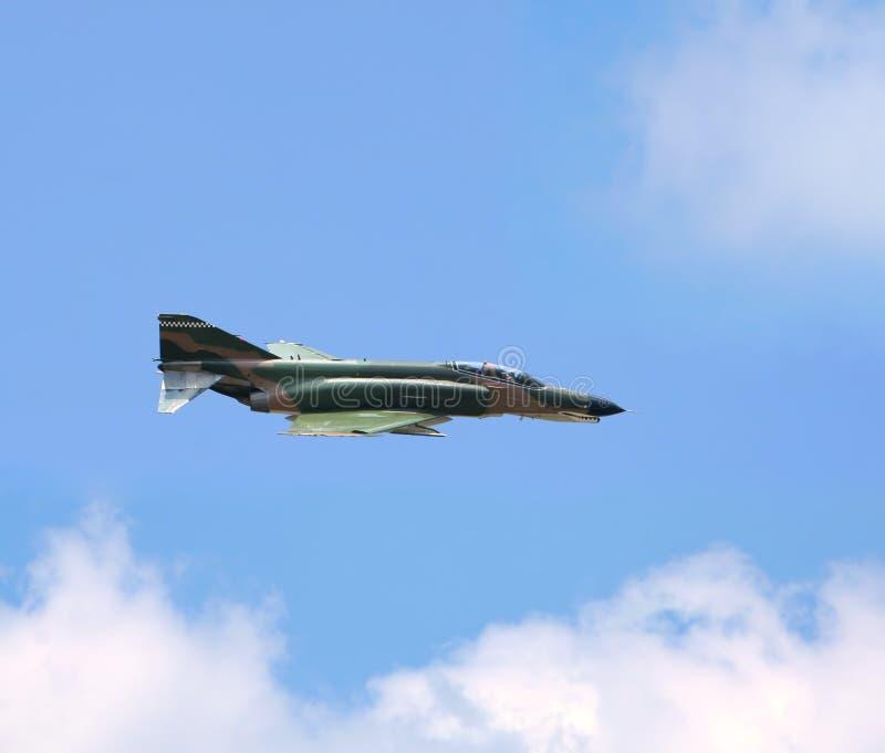 F-4 spoor royalty-vrije stock afbeeldingen