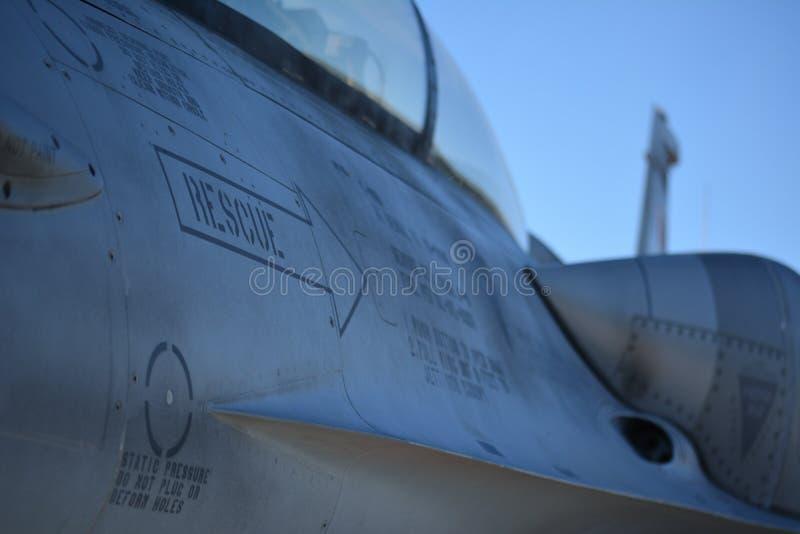 F-16 fotografia stock