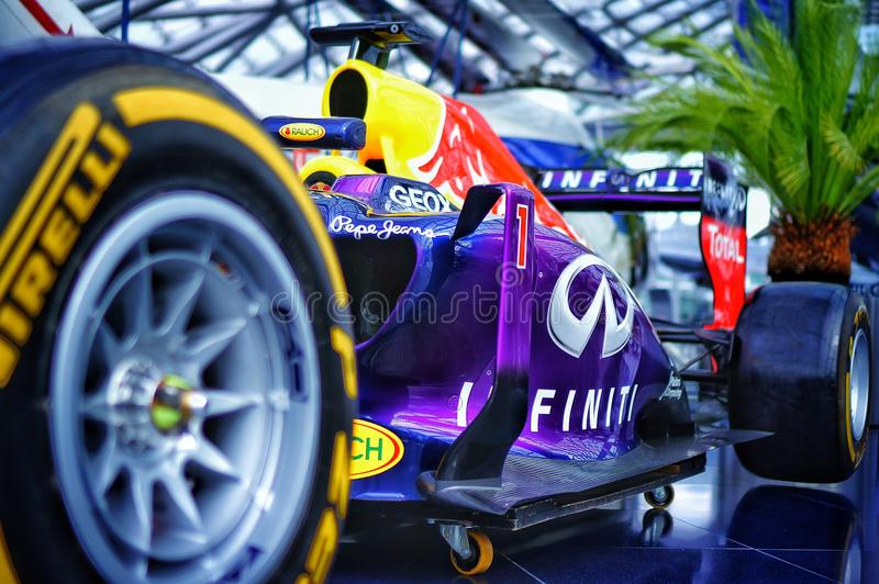 F1 immagine stock libera da diritti