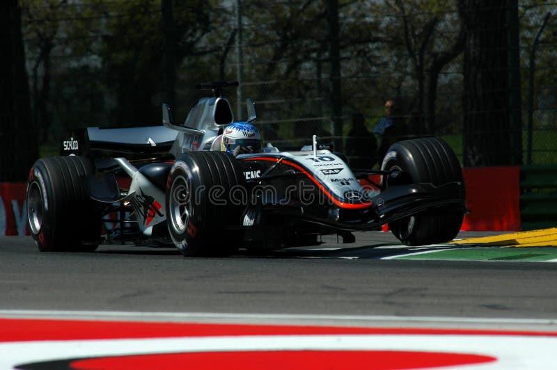 F1 2005 - Alex Wurz image libre de droits