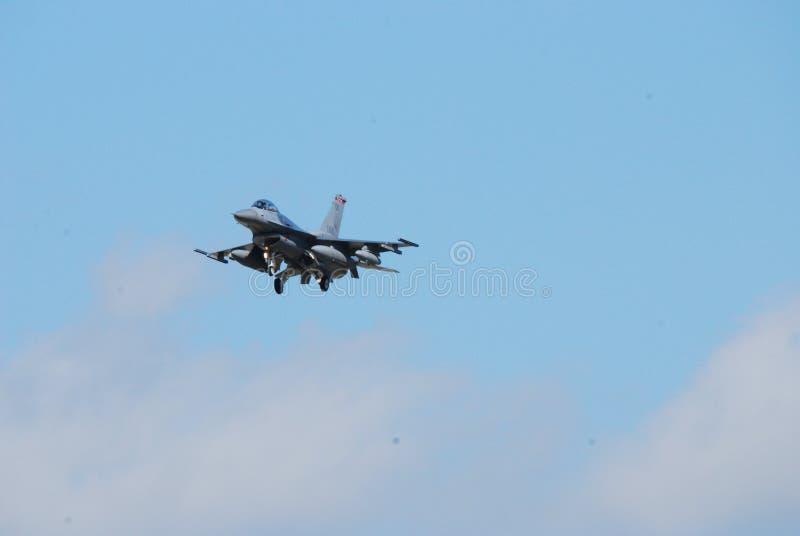 F-16 die Flacon bestrijden royalty-vrije stock fotografie