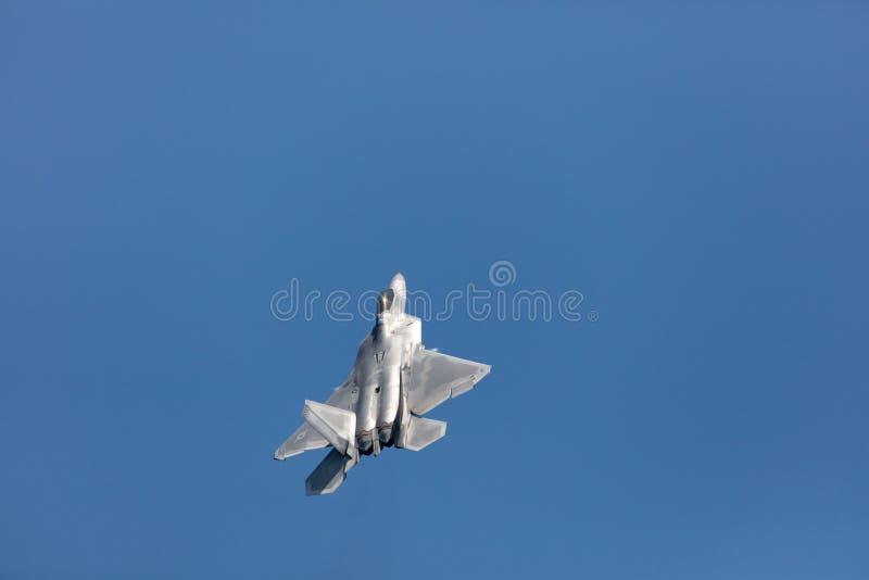 F-35 dziedzictwa lot obrazy royalty free