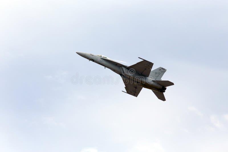 F/A-18E lizenzfreie stockfotos