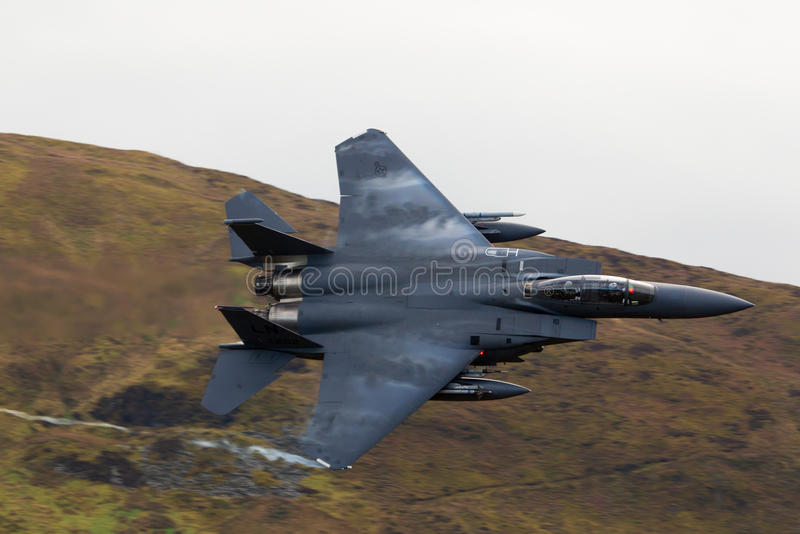 F-15e images stock