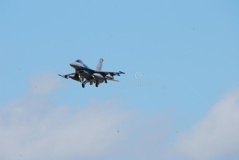 F-16 Fighting Flacon royalty free stock photography