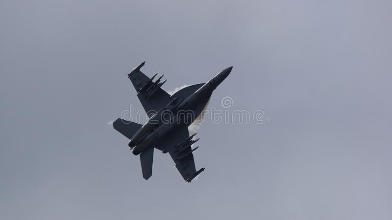 F18 Hornet royalty free stock images