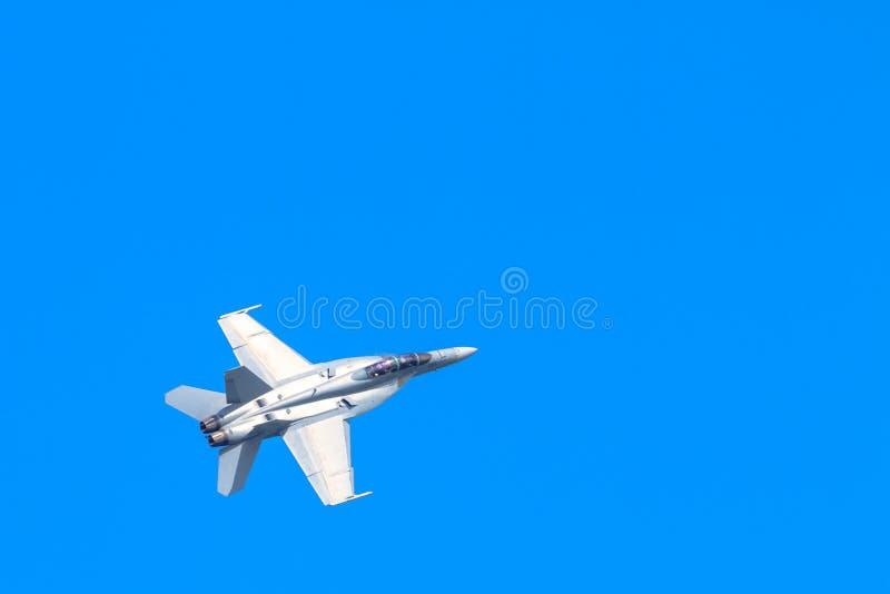 F-18 horzel stock afbeelding