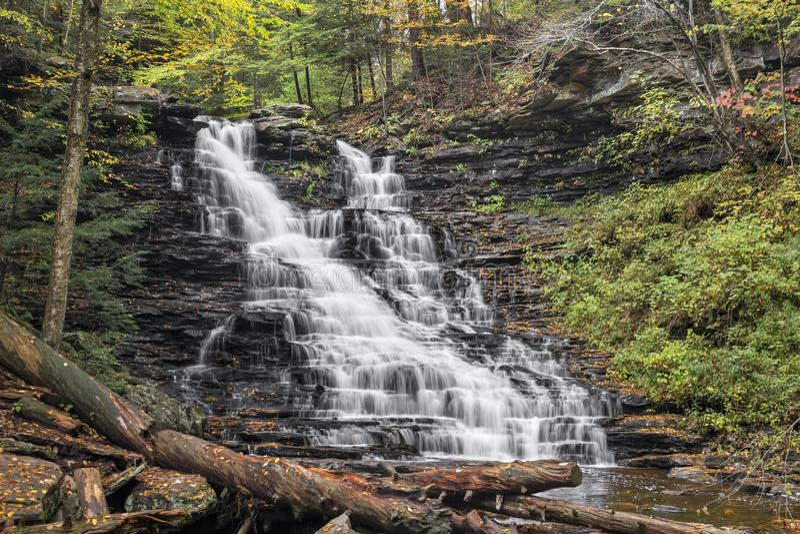 F.L. Ricketts Falls stock photography