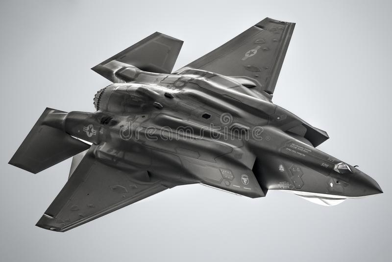 F-35 Lightning II stock photos