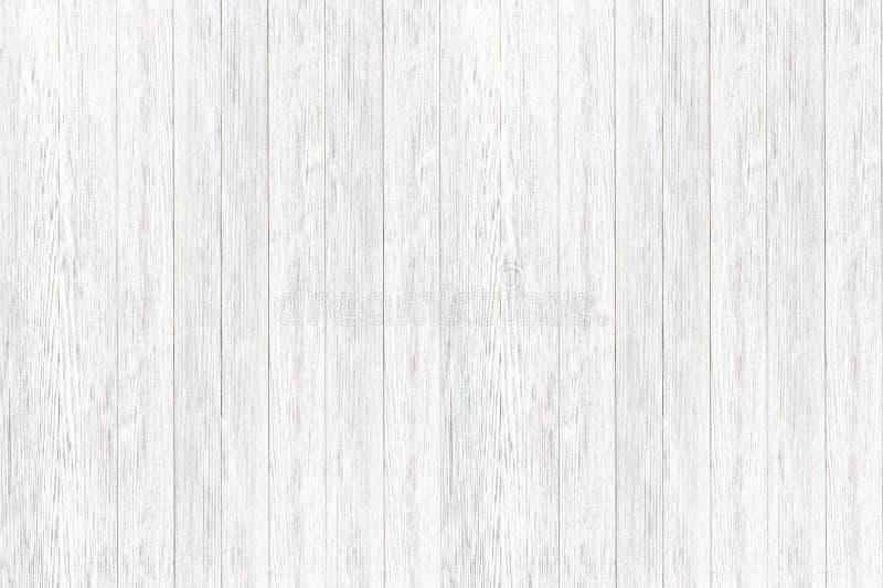 F?r v?ggtextur f?r tom planka vit tr?bakgrund Vit Wood bakgrund royaltyfri foto