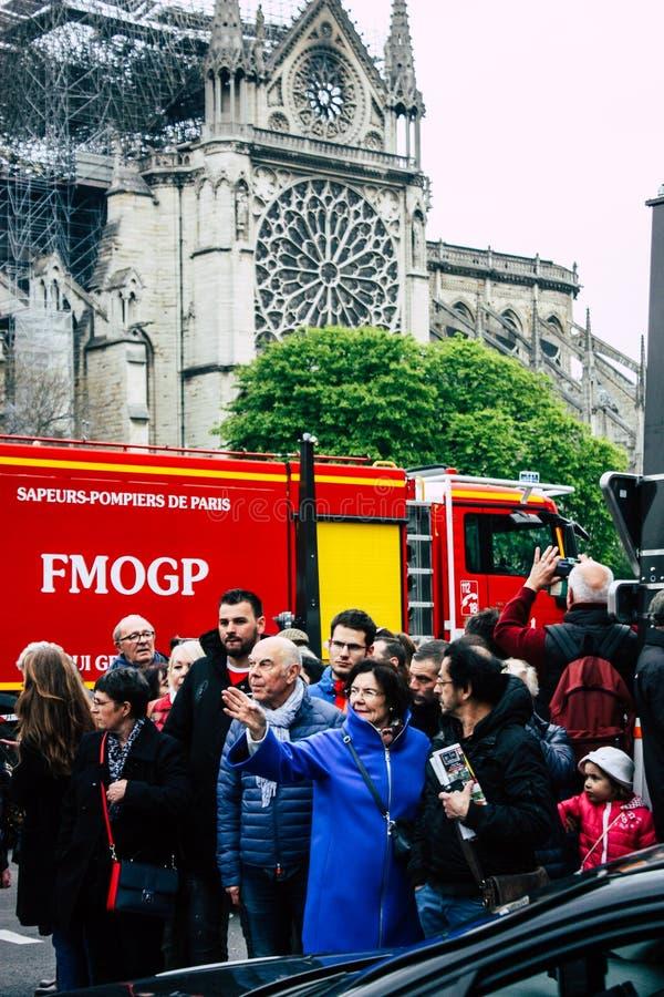 F?rger av Frankrike arkivfoton