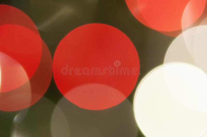 F?rgglade festliga m?ng--f?rgade cirklar Defocused abstrakt m?ngf?rgad bokeh t?nder bakgrund arkivbilder