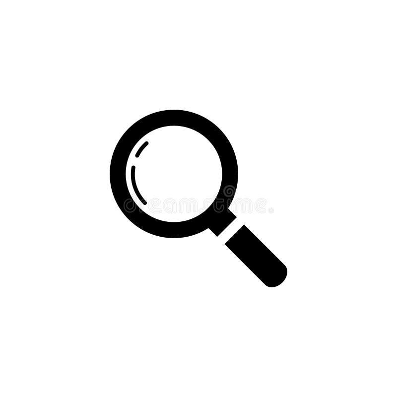 F?rstora vektorsymbolen royaltyfri illustrationer