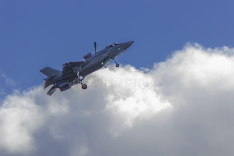 F35 skärm för blixt 2 royaltyfri bild