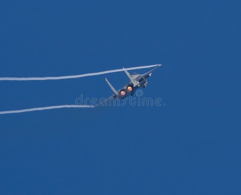 F15 Strike eagle royalty free stock photos