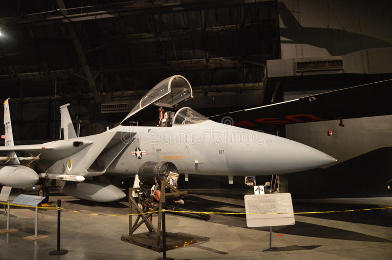 F-15 Strike Eagle stock photos