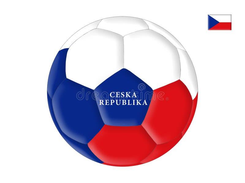 F?tbol checo libre illustration