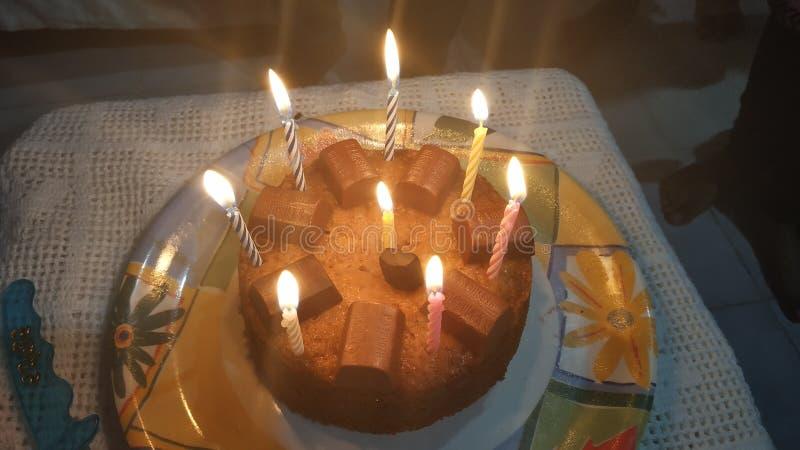 F?te d'anniversaire image stock