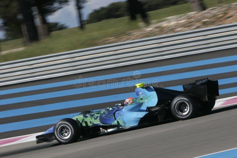 F1 2007 - Klien cristiano Honda foto de archivo libre de regalías
