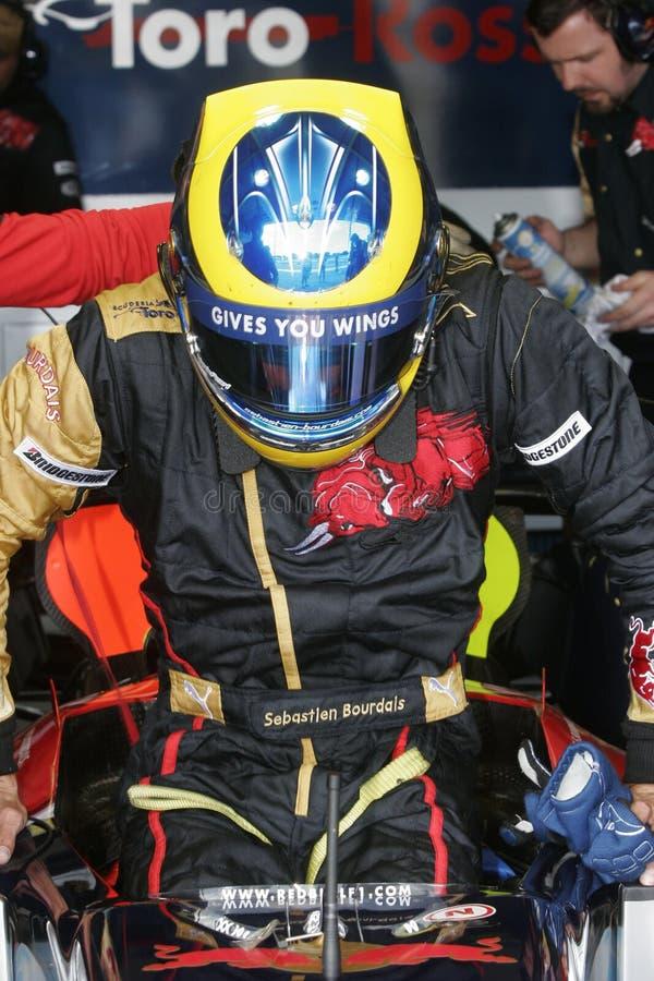 Download F1 2007 - Sebastien Bourdais Toro Rosso Editorial Stock Photo - Image: 10787008