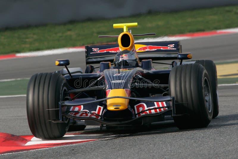 Download F1 2008 - Sebastien Vettel Red Bull Editorial Photo - Image: 10647331