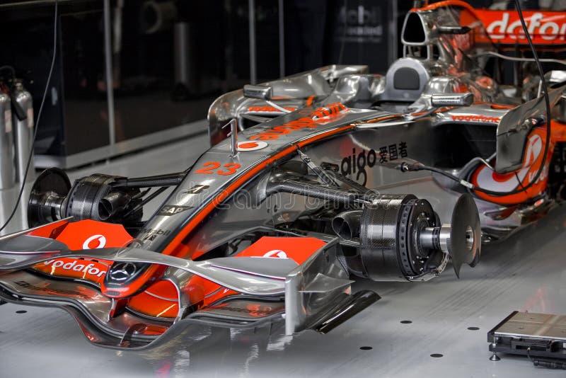 F1 imagens de stock