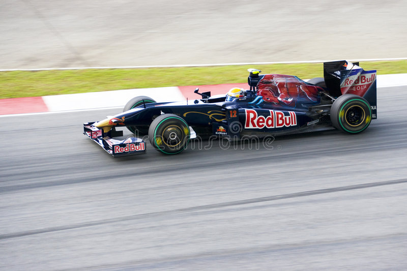 Download F1 Racing 2009 - Sebastien Buemi (STR-Ferrari) Editorial Stock Photo - Image: 8843113