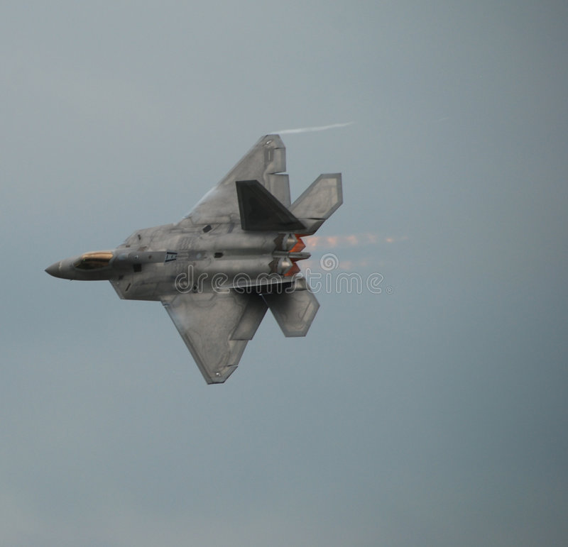 Download F22 Raptor Jet Fighter Airplane Stock Photo - Image: 5911826