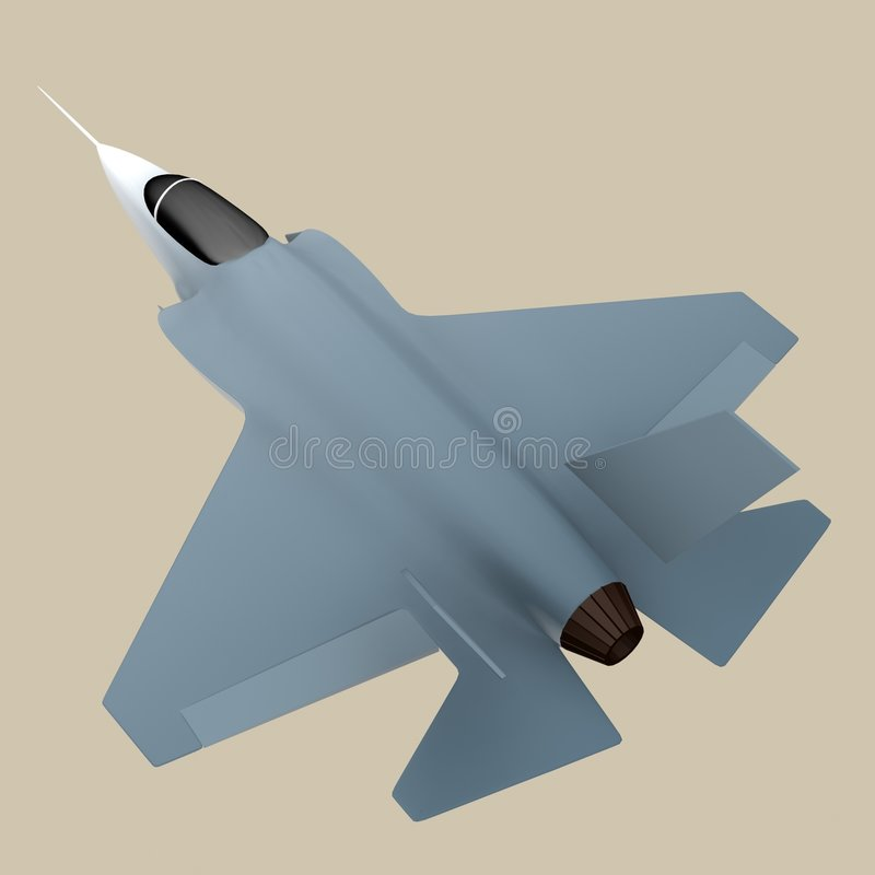 Download F35/x35 fighter stock illustration. Illustration of aircraft - 694873
