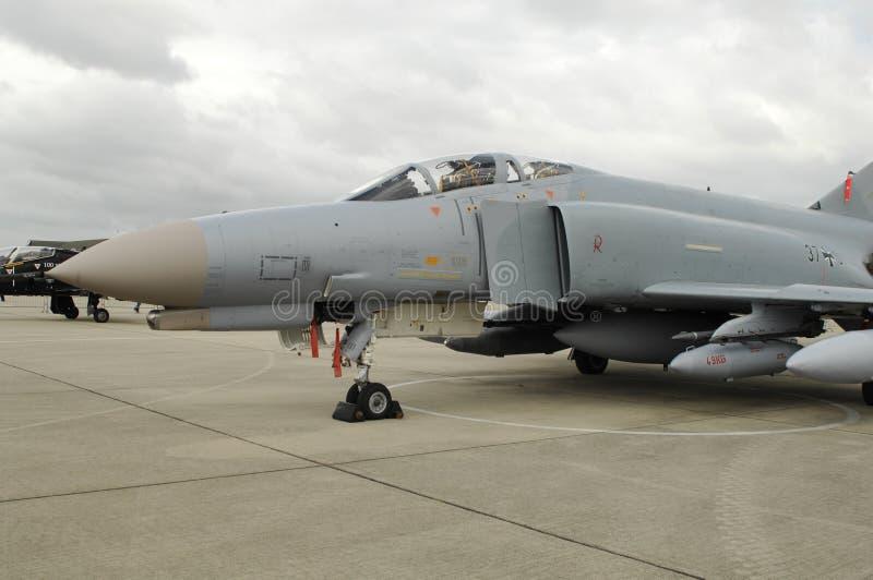 Download F4 Phantom stock image. Image of force, weapon, pilot - 20281415