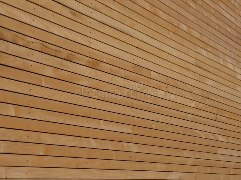 Façade de madeira fotografia de stock