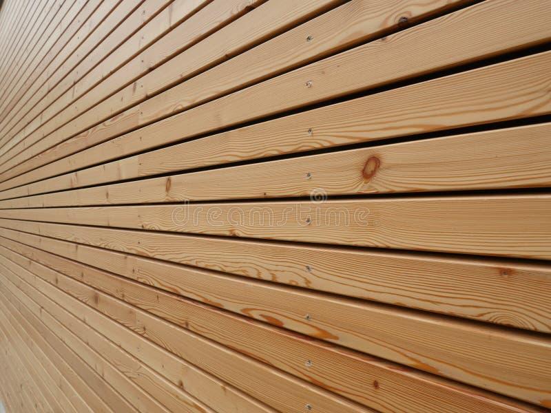 Façade di legno immagini stock