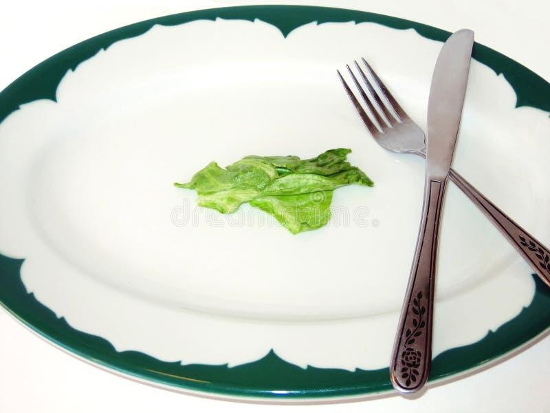 Download Faça dieta a bandeja imagem de stock. Imagem de vegetal - 66465