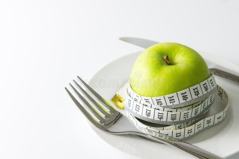 Faça dieta o conceito imagens de stock