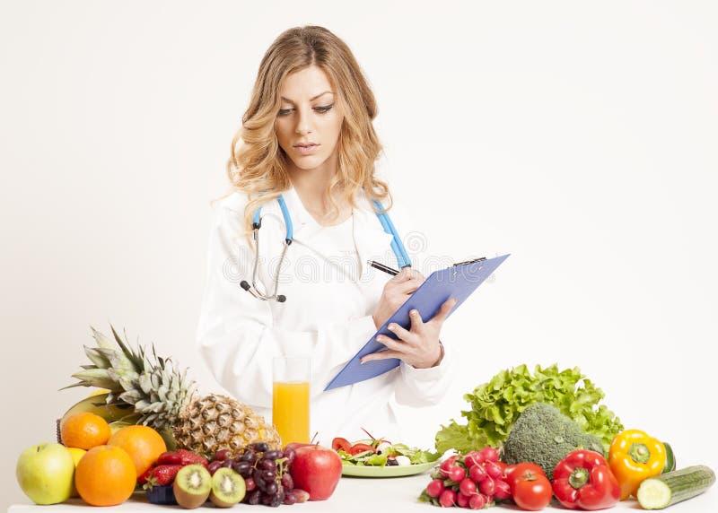 Faça dieta o conceito imagem de stock