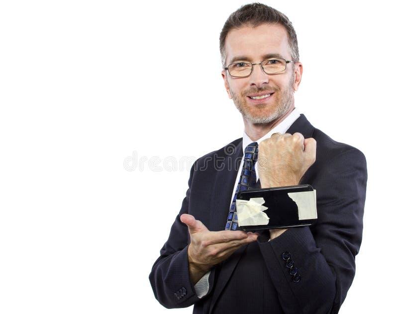 Faça-você-mesmo Smartwatch imagem de stock