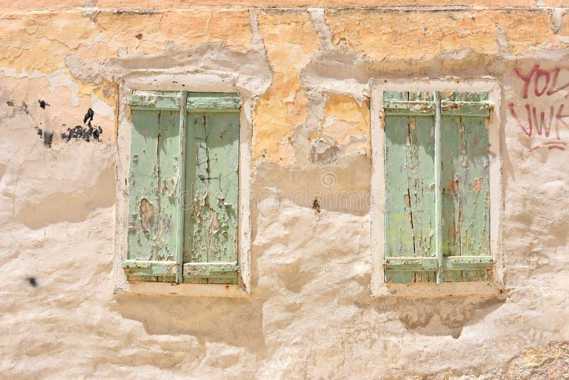 Download Façade Dans Ermoupolis Syros, Grèce Photo stock - Image du voie, construction: 77157756