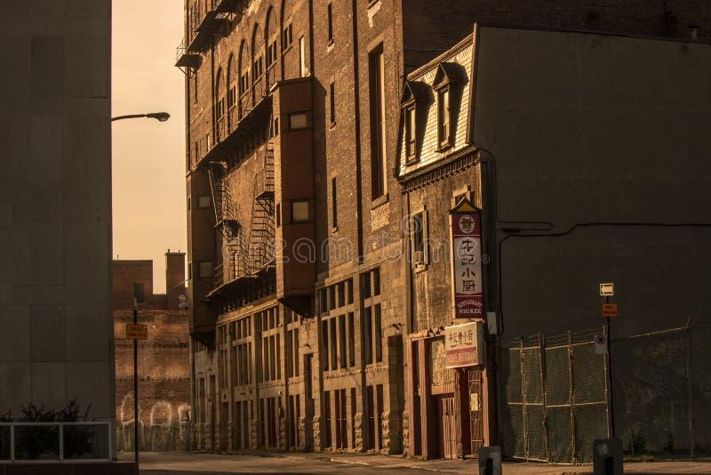 Façade de New York photos libres de droits