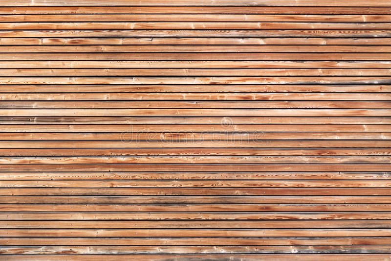 Façade en bois photographie stock