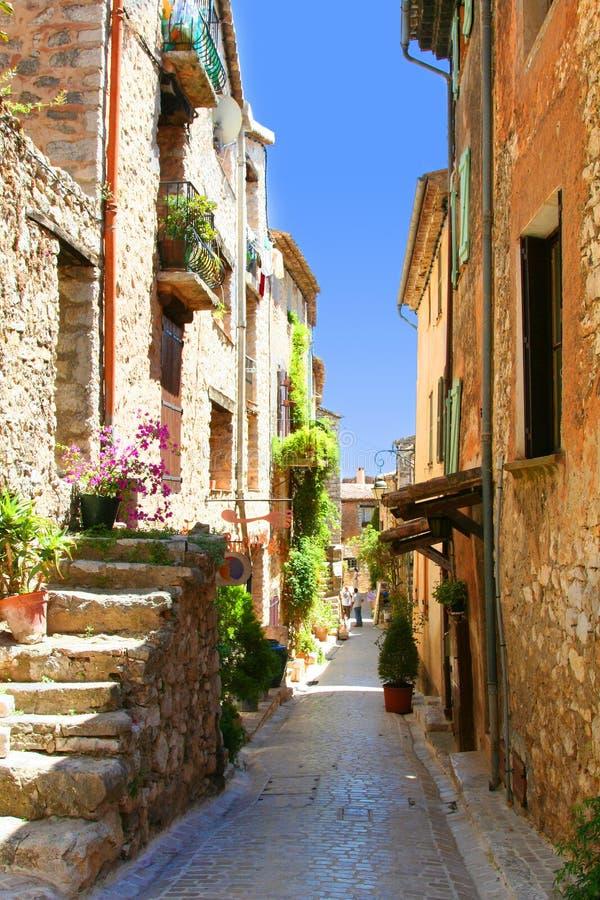 Façades mediterráneos fotos de archivo libres de regalías