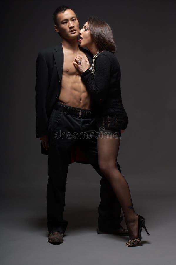 Façonnez Les Couples Images stock
