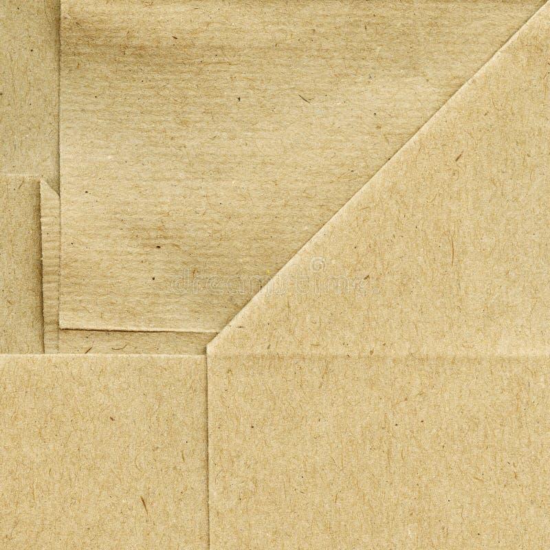fałdowy papier zdjęcia stock