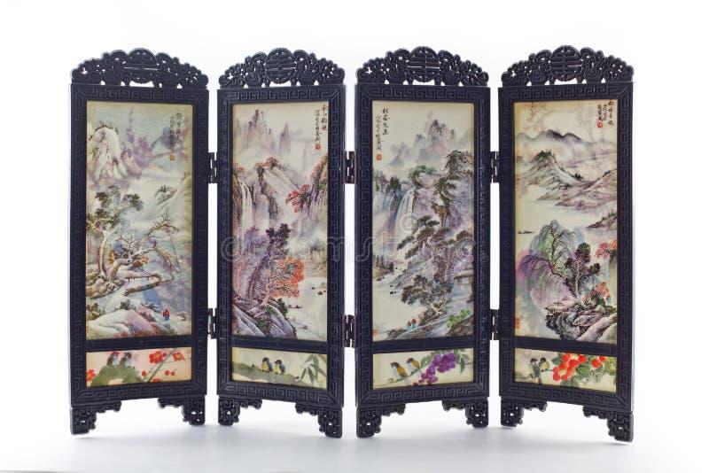 Fałdu drzwiowy porcelanowy projekt fotografia royalty free