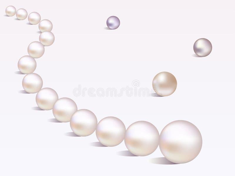 fałszowanie perły? ilustracji