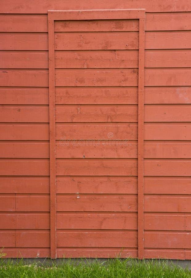 Fałszywy drzwi obraz stock
